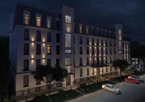 Гостиница и апартаменты